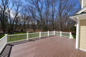 New Backyard Deck