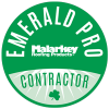 Emerald Pro certification badge